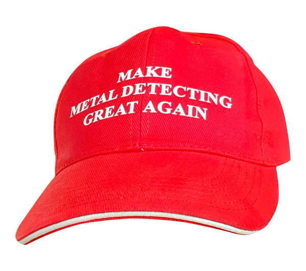 Make metal detecting great again lippis